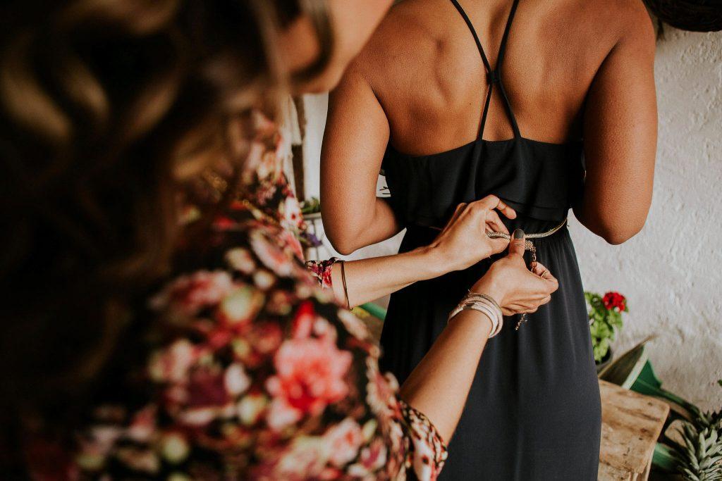 tocados diferentes novia