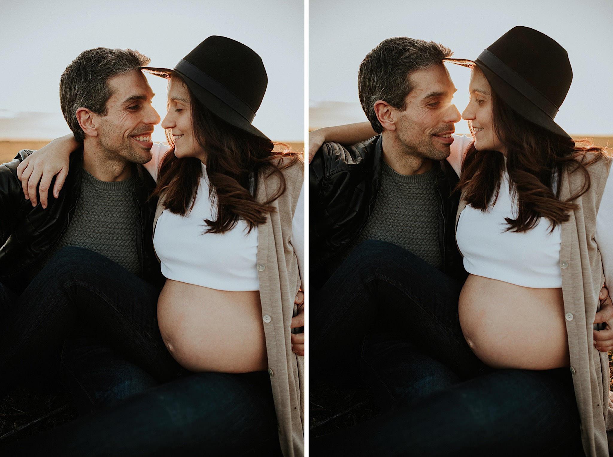reportaje de fotos embarazo valladolid