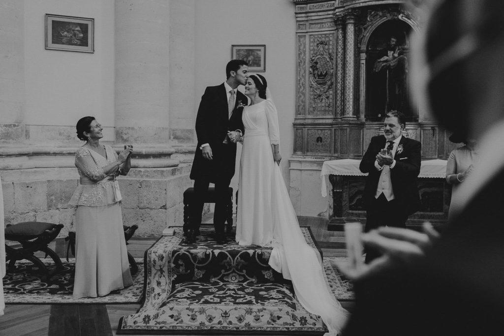 boda religiosa kikos
