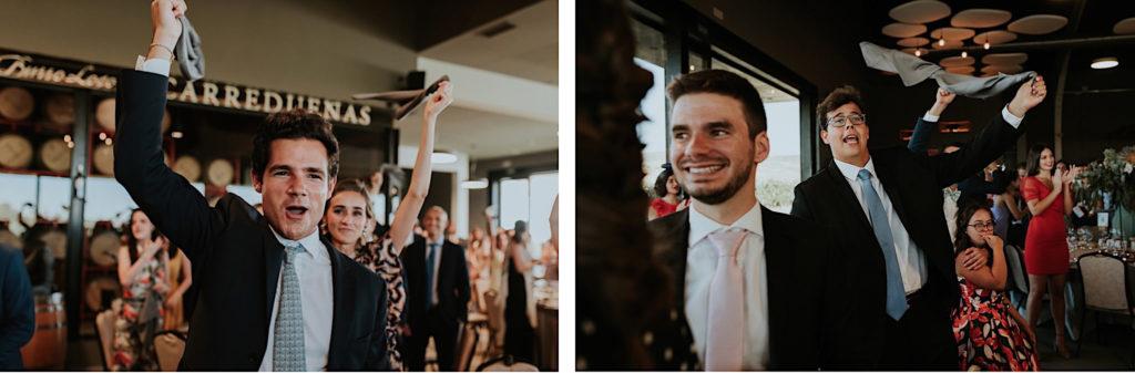 boda en concejo hospederia