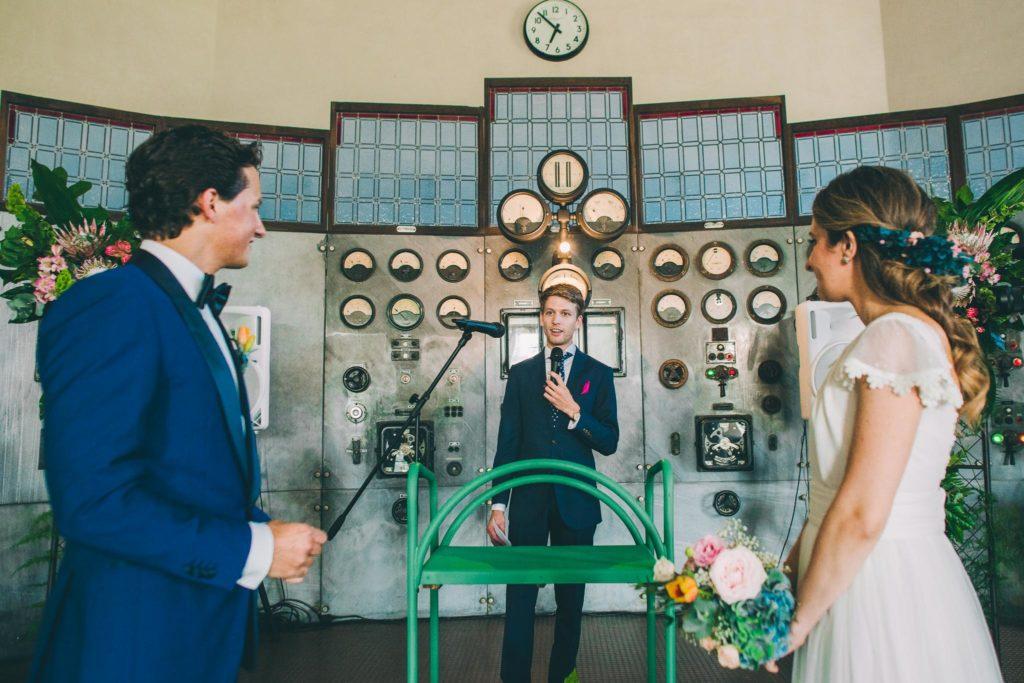 bodas diferentes