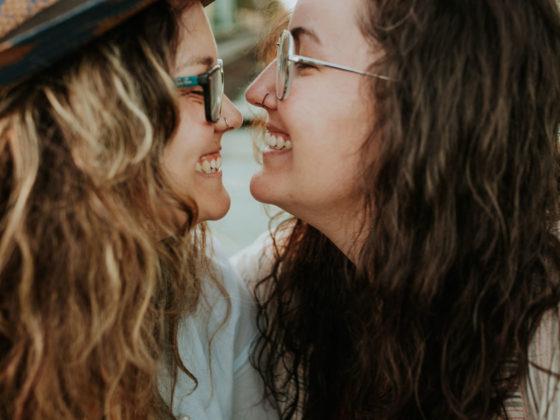 sesion pareja lesbiana