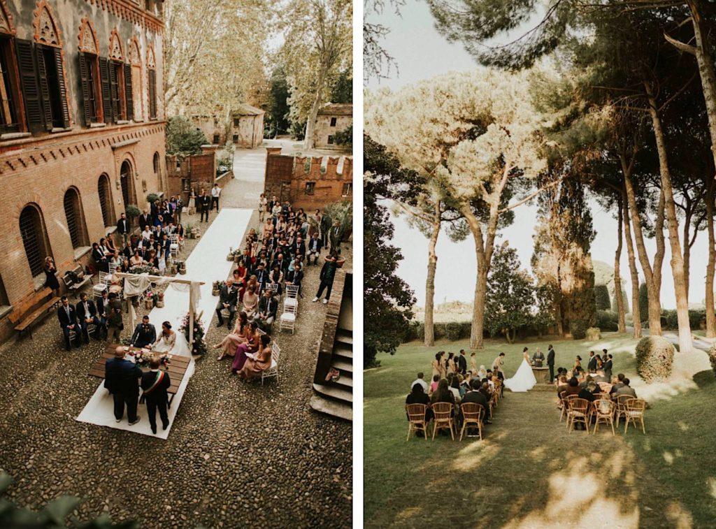 different wedding