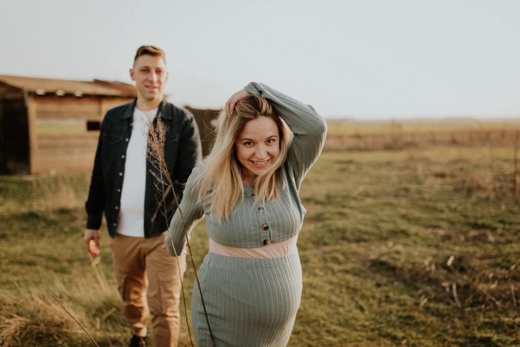 reportaje de embarazo en valladolid
