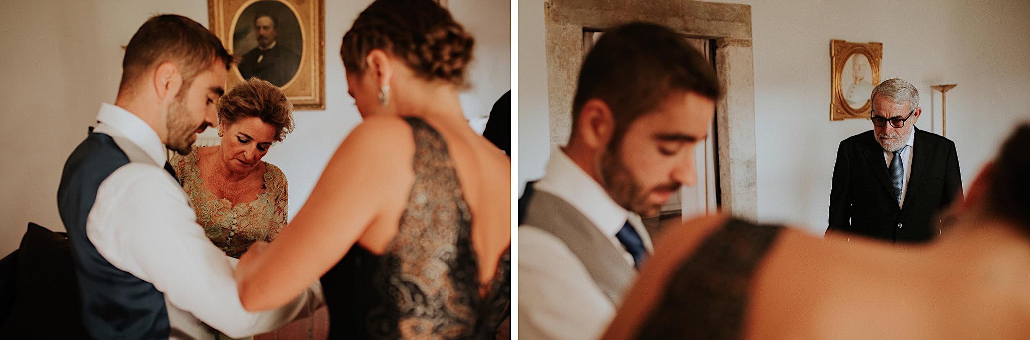 boda en el palacio de meres