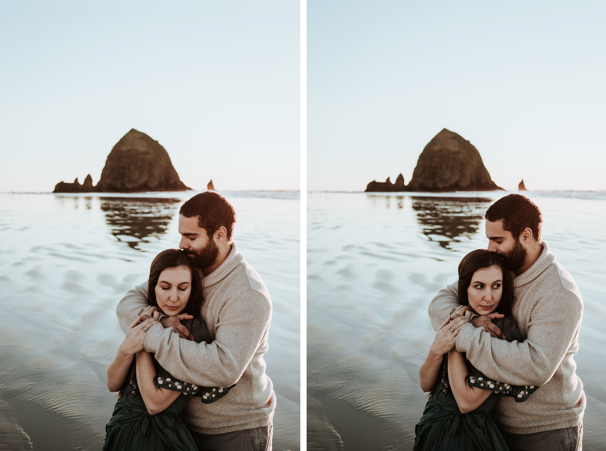 engagement session in portland