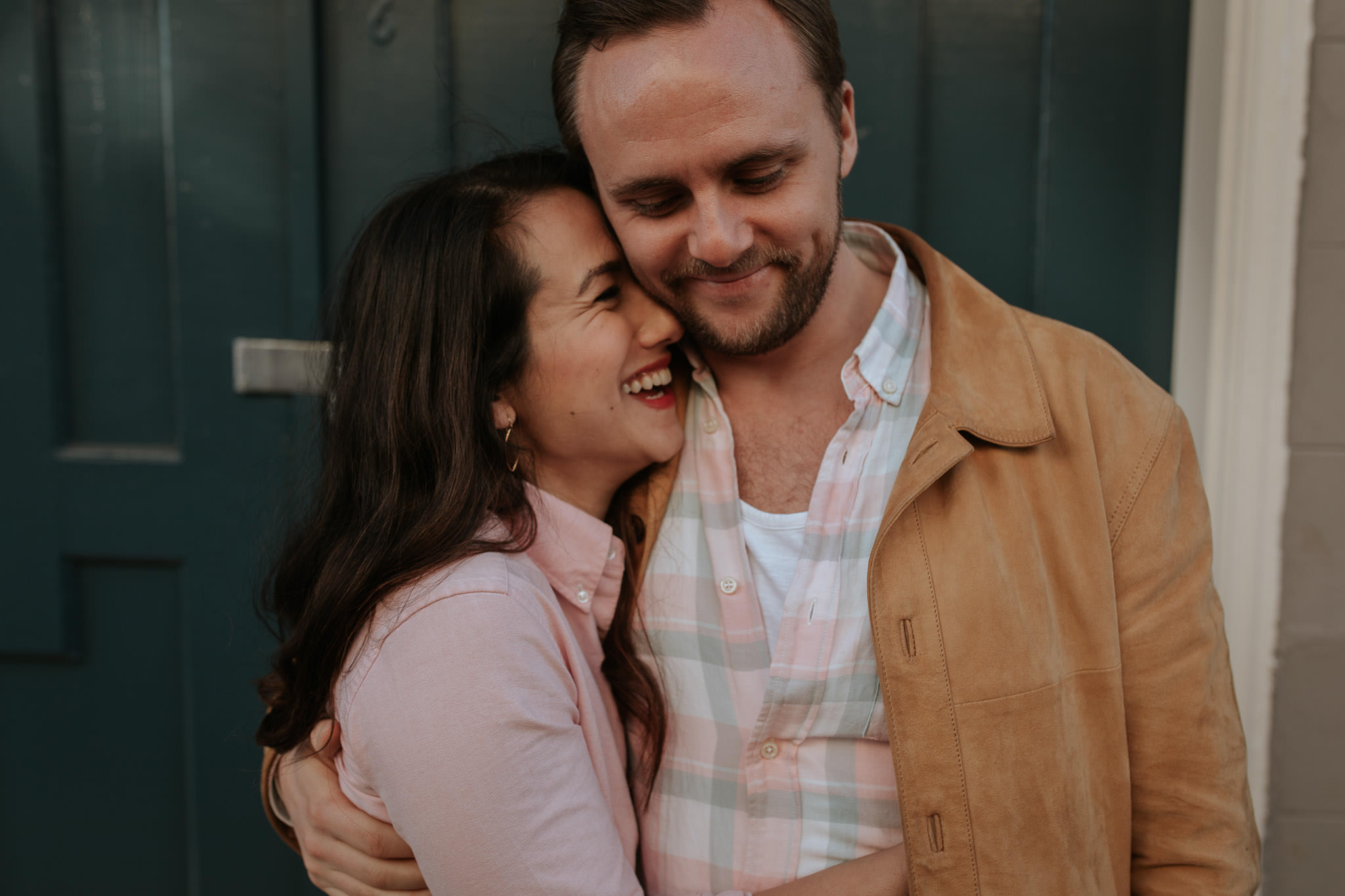 engagement session in san francisco