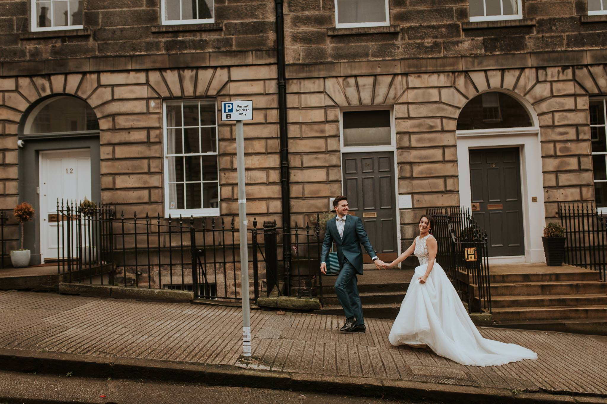 wedding edinburgh