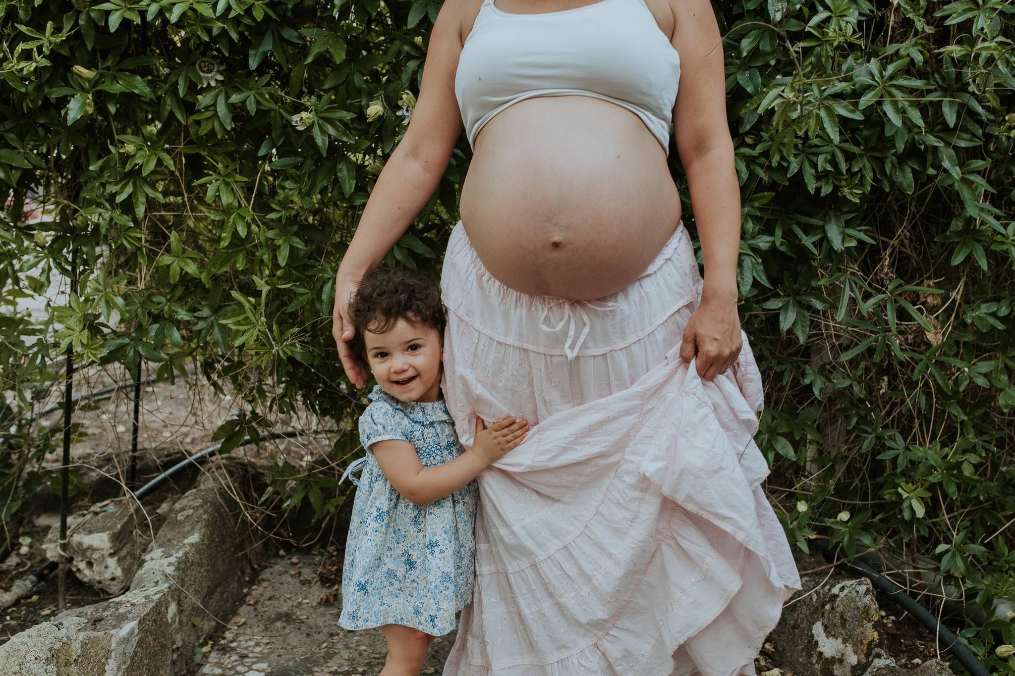 Fotografia embarazo valladolid