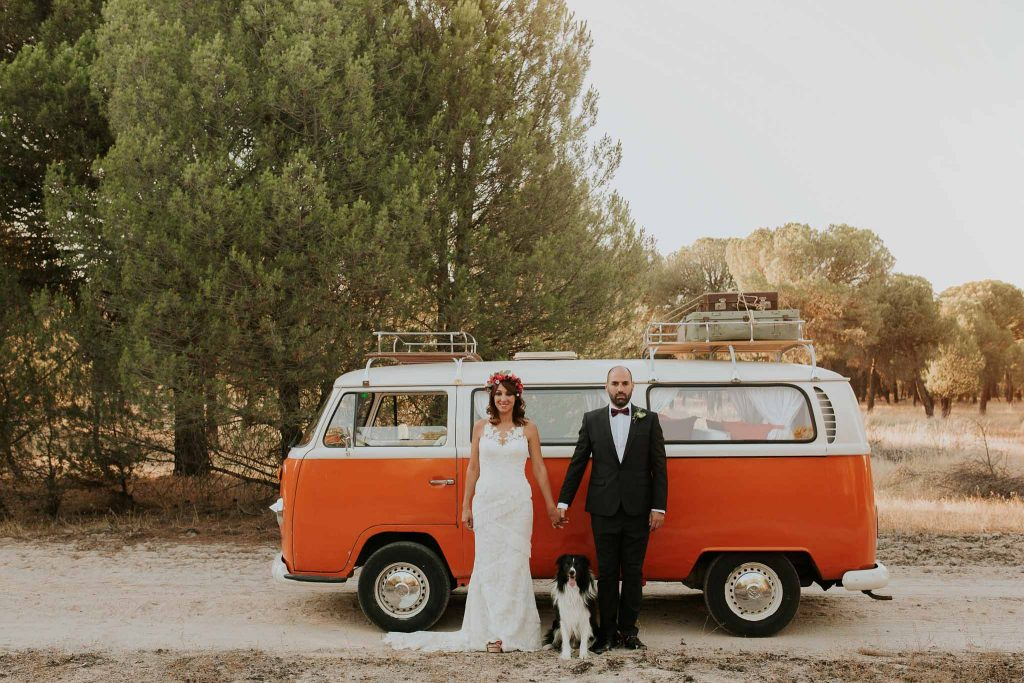 hippie wedding spain