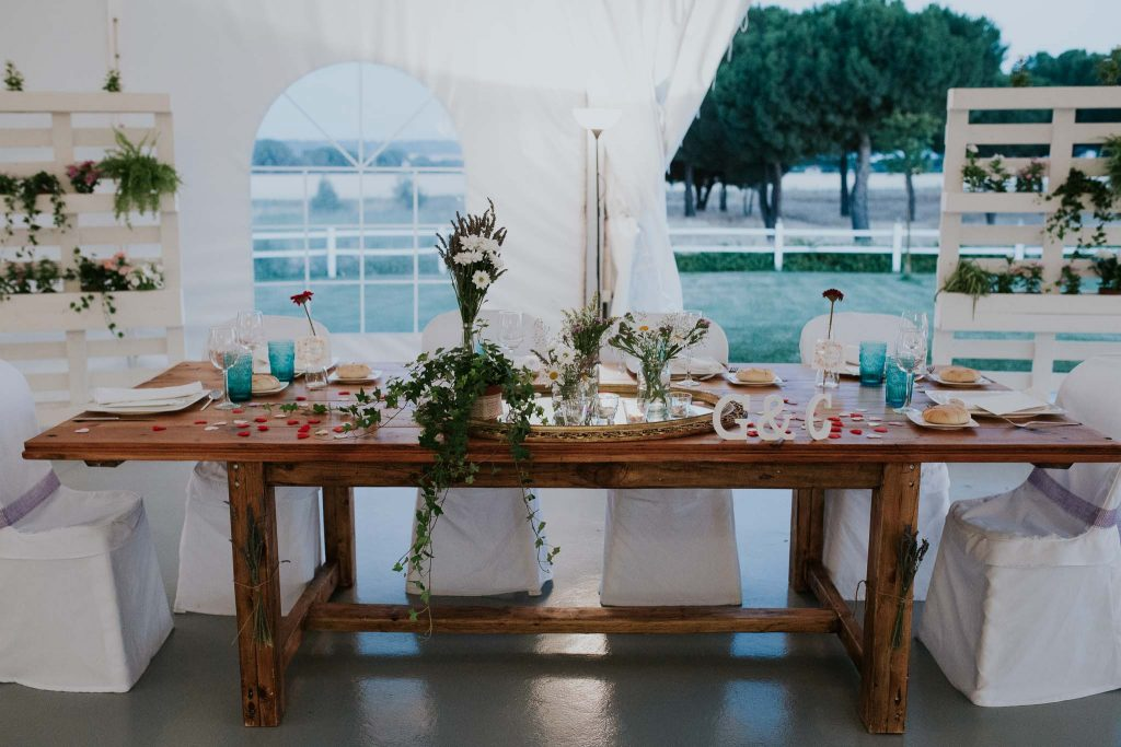 decoracion boda valladolid