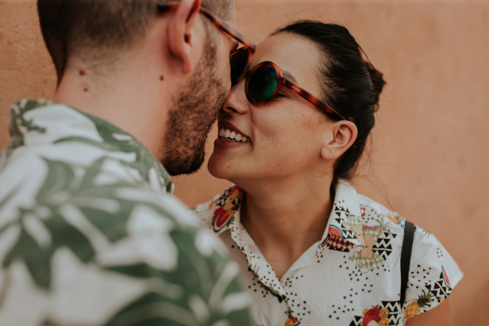 elopement session in marrakech