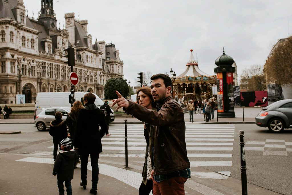 engagement paris