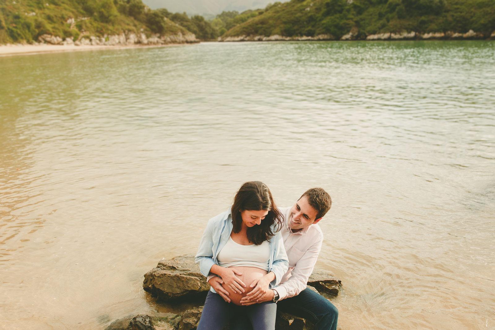 sesion embarazo asturias