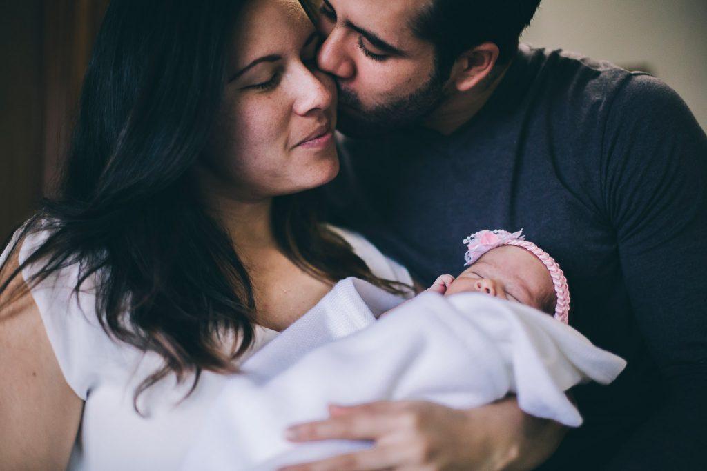 Fotografía embarazo valladolid