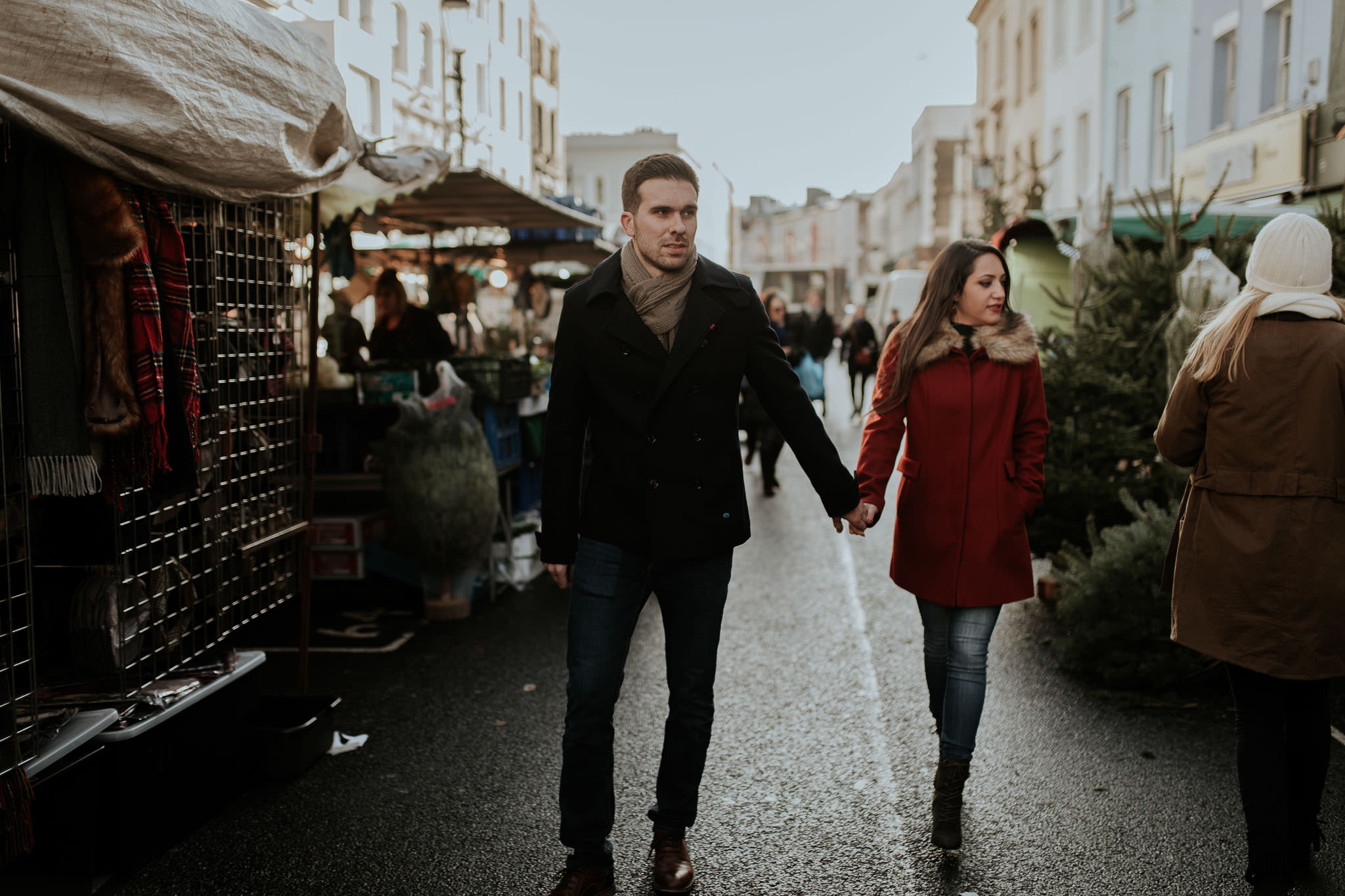 Engagement session in London